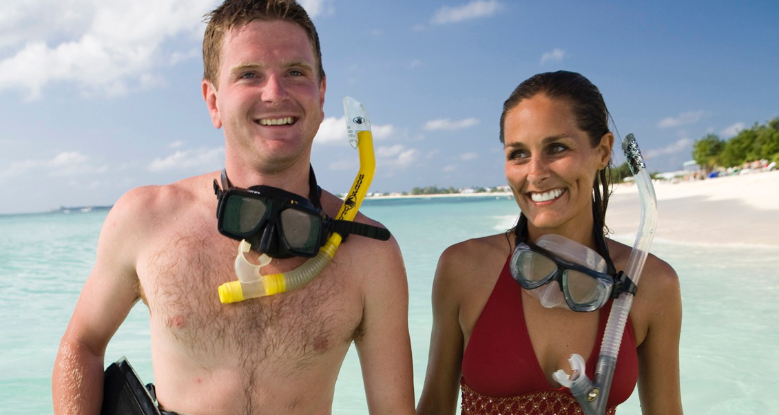 Party Life of a Diving Instructor